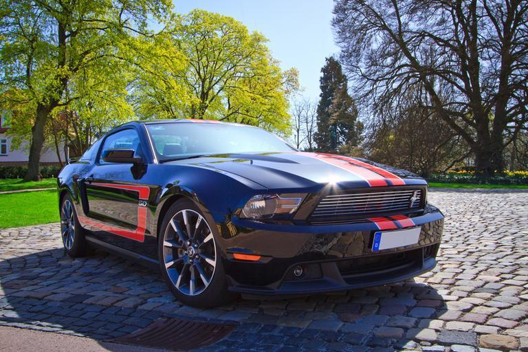 Free Images - SnappyGoat com- bestof:Spirit GT V8 Russet VR