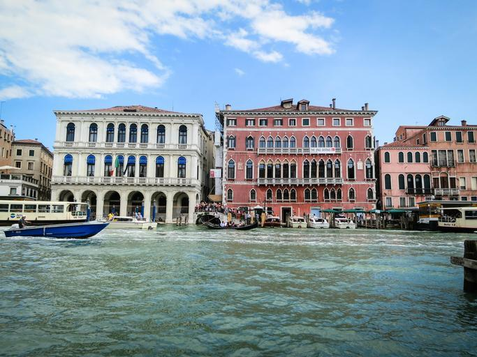 venice water canal europe italy travel architecture city italian old boats cityscape tourism famous vacation sightseeing venetian buildings houses docks